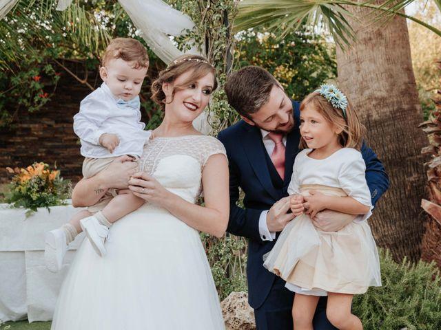 La boda de Edu y Estefanía en Alora, Málaga 38