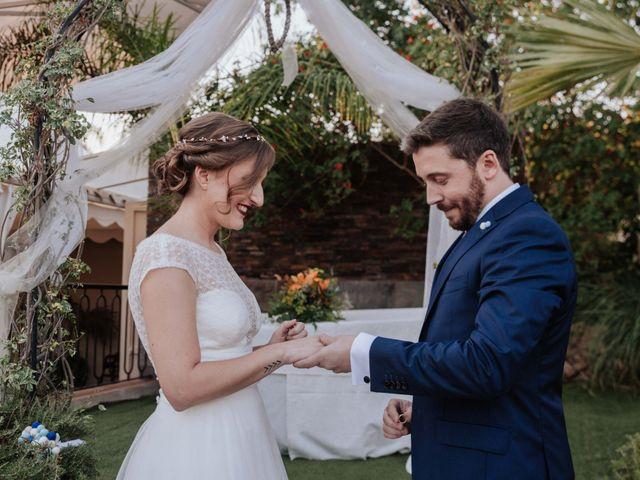 La boda de Edu y Estefanía en Alora, Málaga 39