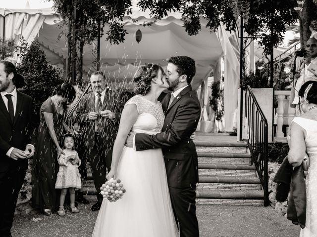 La boda de Edu y Estefanía en Alora, Málaga 44