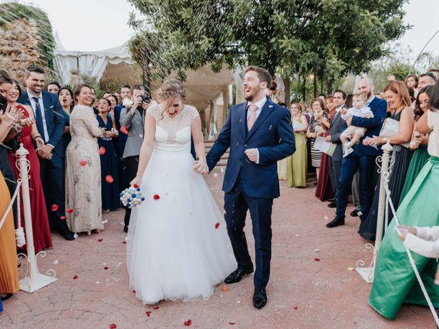La boda de Edu y Estefanía en Alora, Málaga 45