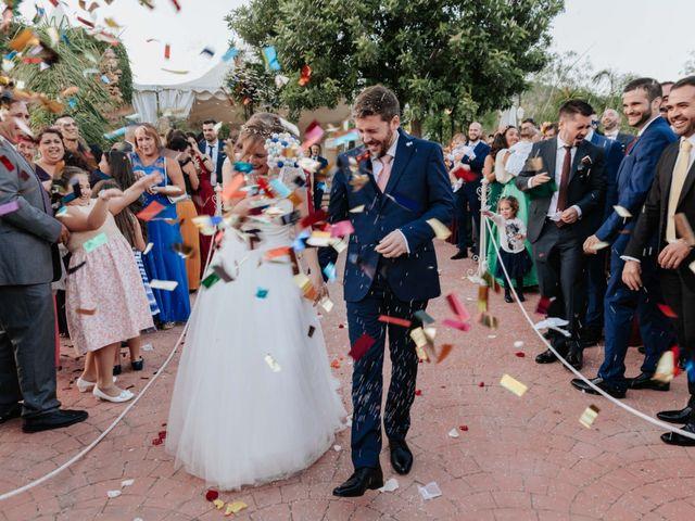 La boda de Edu y Estefanía en Alora, Málaga 46