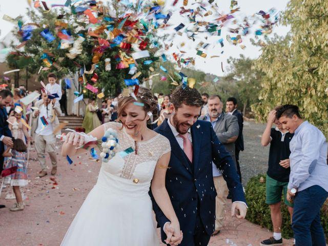 La boda de Edu y Estefanía en Alora, Málaga 47