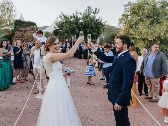 La boda de Edu y Estefanía en Alora, Málaga 48