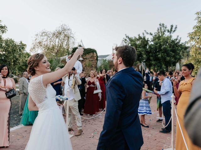 La boda de Edu y Estefanía en Alora, Málaga 49
