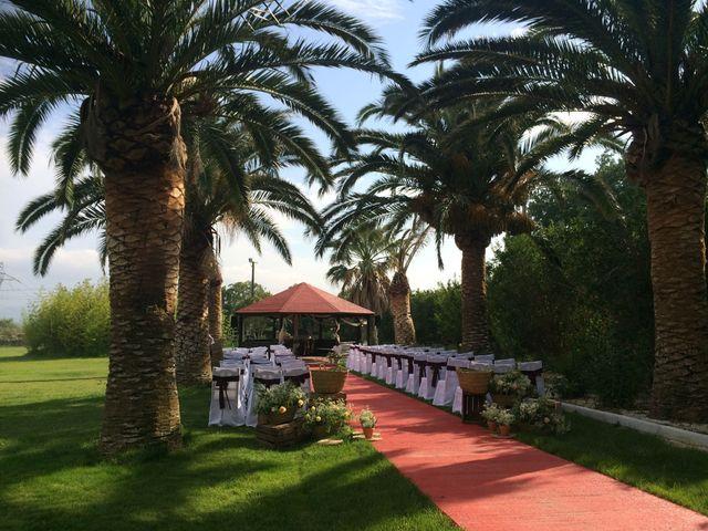 La boda de Carlos y Maria en L' Aldea, Tarragona 2