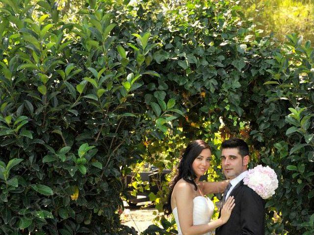 La boda de Carlos y Maria en L' Aldea, Tarragona 5