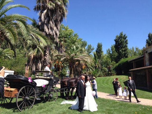 La boda de Carlos y Maria en L' Aldea, Tarragona 6