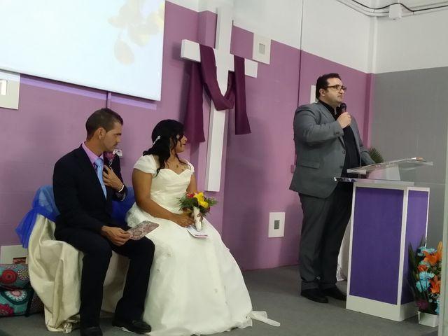 La boda de Ayose y Katerine en Corralejo, Las Palmas 2