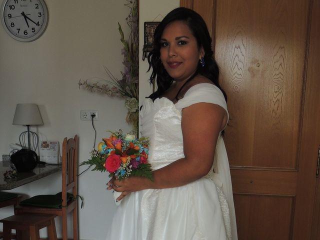 La boda de Ayose y Katerine en Corralejo, Las Palmas 8