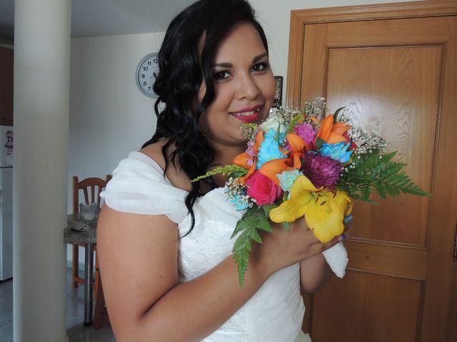La boda de Ayose y Katerine en Corralejo, Las Palmas 9