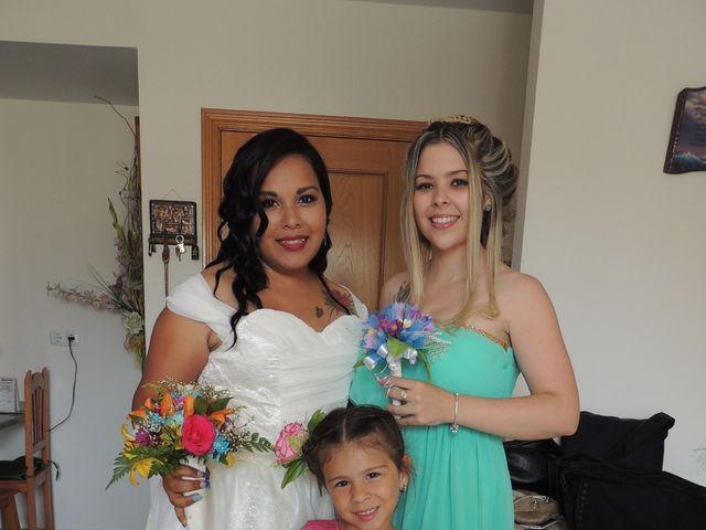 La boda de Ayose y Katerine en Corralejo, Las Palmas 10