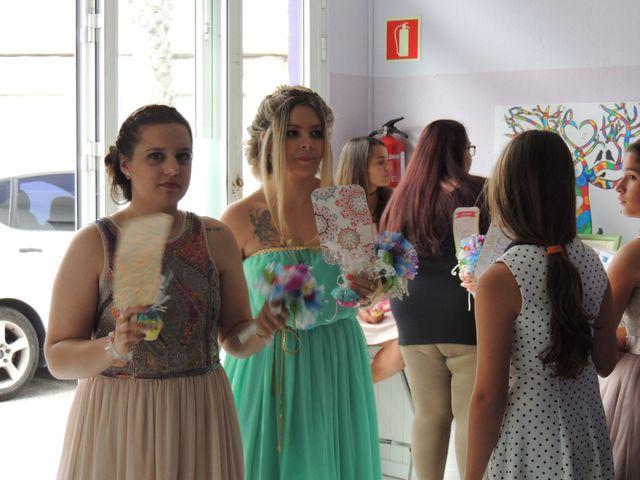 La boda de Ayose y Katerine en Corralejo, Las Palmas 11