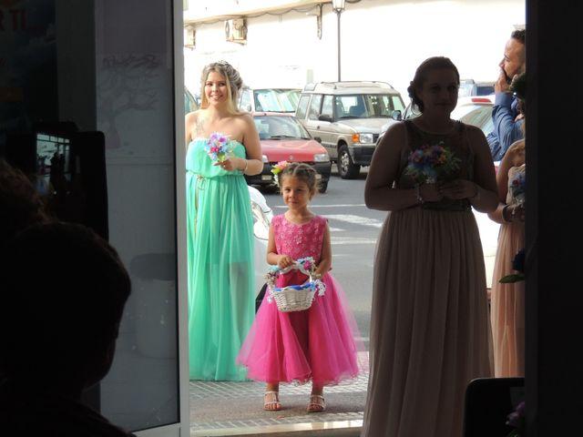La boda de Ayose y Katerine en Corralejo, Las Palmas 13