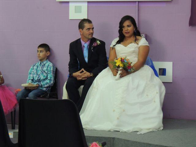 La boda de Ayose y Katerine en Corralejo, Las Palmas 14