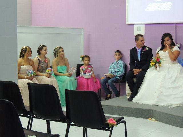 La boda de Ayose y Katerine en Corralejo, Las Palmas 15