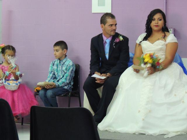La boda de Ayose y Katerine en Corralejo, Las Palmas 19
