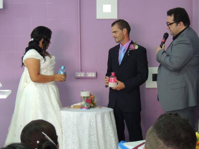 La boda de Ayose y Katerine en Corralejo, Las Palmas 20