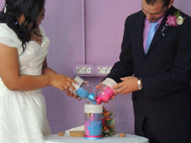 La boda de Ayose y Katerine en Corralejo, Las Palmas 21
