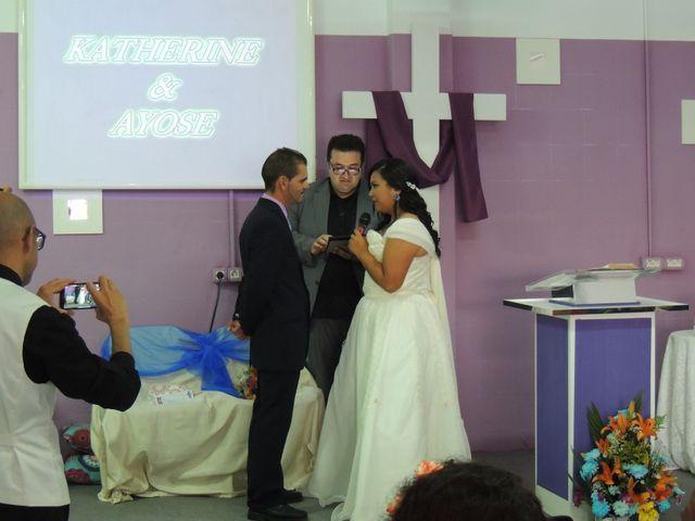 La boda de Ayose y Katerine en Corralejo, Las Palmas 24