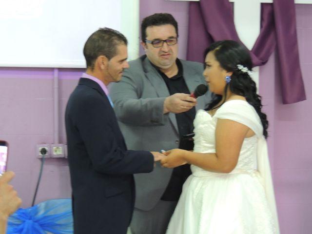 La boda de Ayose y Katerine en Corralejo, Las Palmas 27