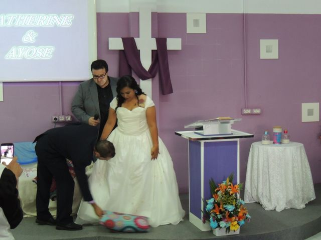 La boda de Ayose y Katerine en Corralejo, Las Palmas 28