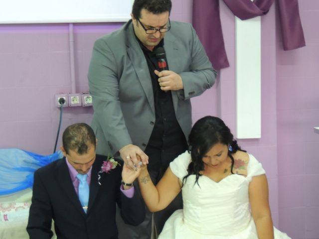 La boda de Ayose y Katerine en Corralejo, Las Palmas 29