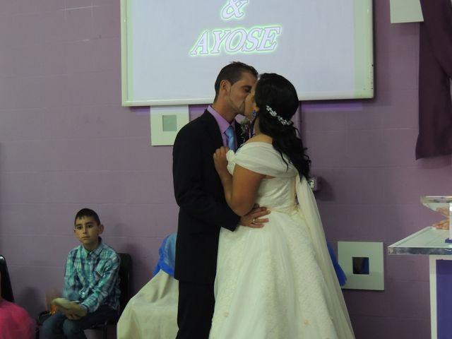 La boda de Ayose y Katerine en Corralejo, Las Palmas 31