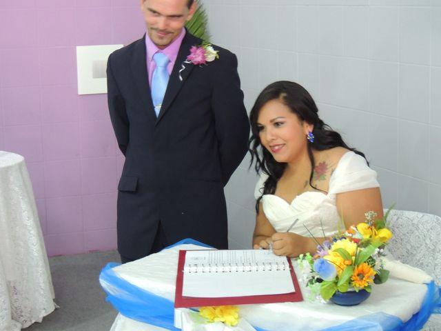 La boda de Ayose y Katerine en Corralejo, Las Palmas 34