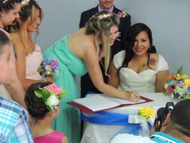 La boda de Ayose y Katerine en Corralejo, Las Palmas 35