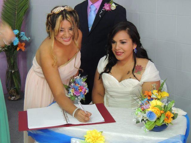 La boda de Ayose y Katerine en Corralejo, Las Palmas 36