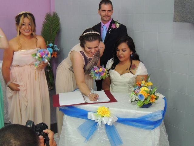 La boda de Ayose y Katerine en Corralejo, Las Palmas 37