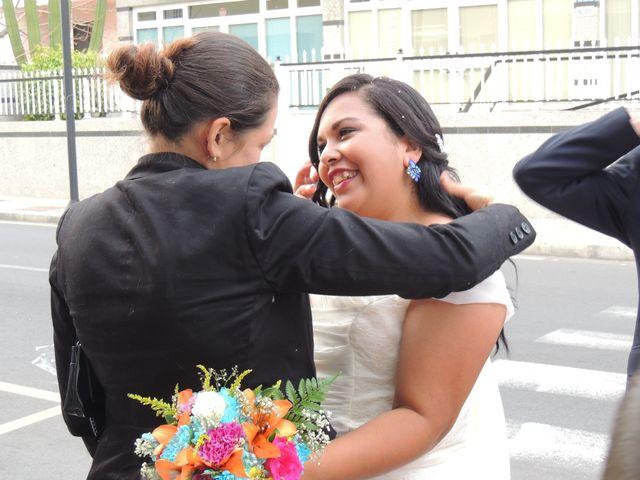 La boda de Ayose y Katerine en Corralejo, Las Palmas 41