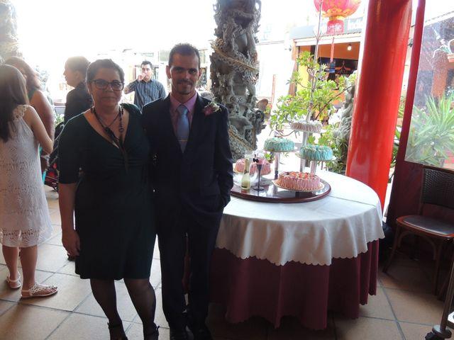 La boda de Ayose y Katerine en Corralejo, Las Palmas 43