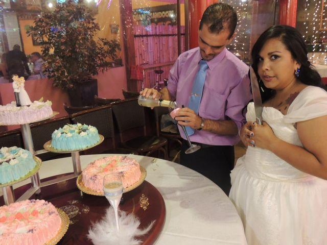 La boda de Ayose y Katerine en Corralejo, Las Palmas 45