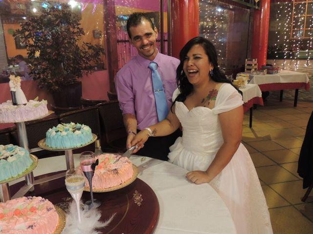 La boda de Ayose y Katerine en Corralejo, Las Palmas 47