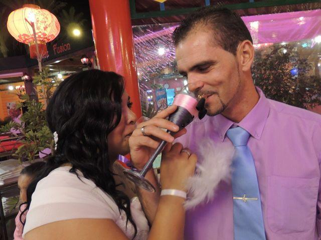 La boda de Ayose y Katerine en Corralejo, Las Palmas 48