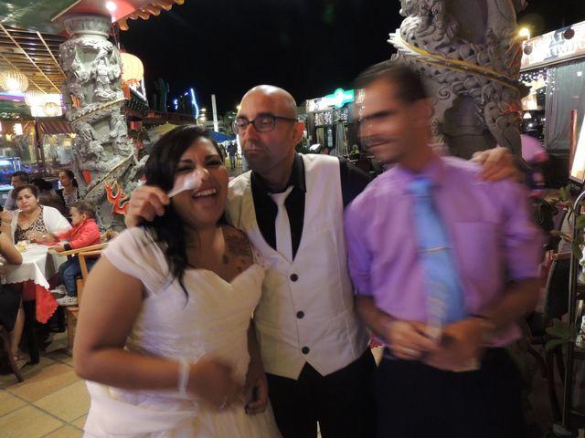 La boda de Ayose y Katerine en Corralejo, Las Palmas 49