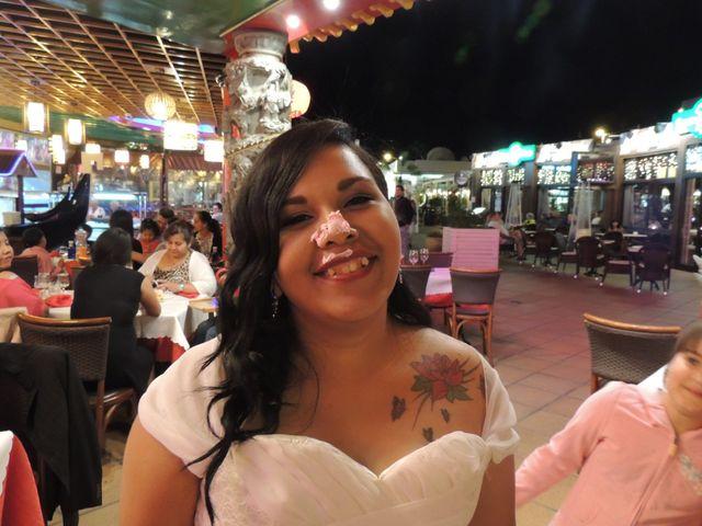 La boda de Ayose y Katerine en Corralejo, Las Palmas 51