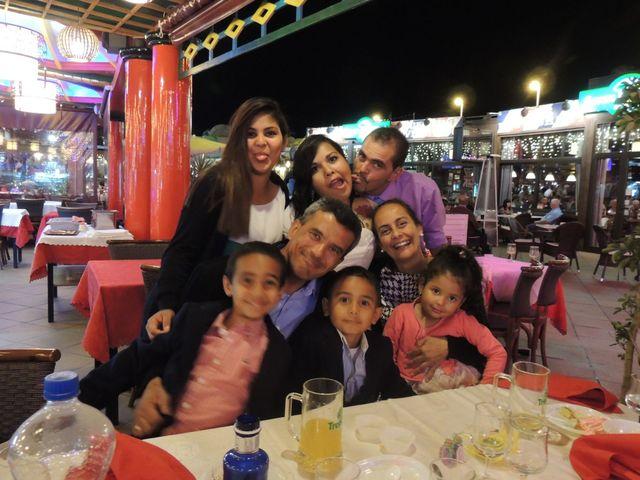 La boda de Ayose y Katerine en Corralejo, Las Palmas 52