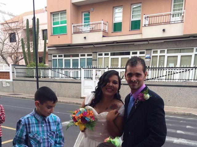 La boda de Ayose y Katerine en Corralejo, Las Palmas 60