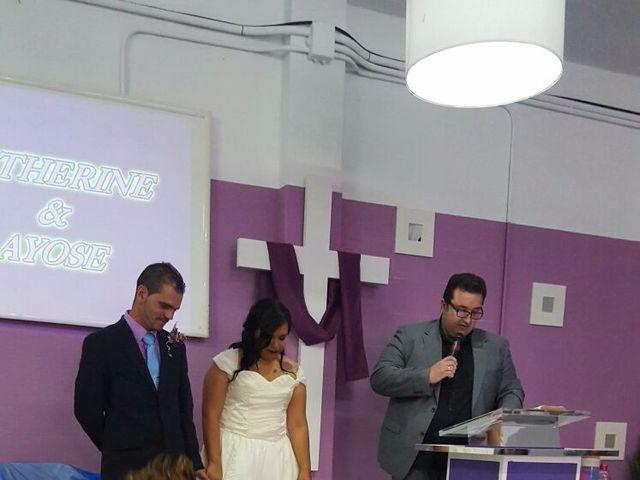 La boda de Ayose y Katerine en Corralejo, Las Palmas 62