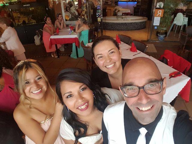 La boda de Ayose y Katerine en Corralejo, Las Palmas 63