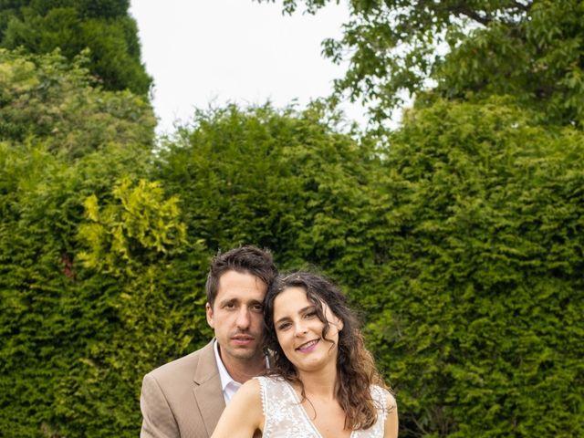 La boda de Juan y Angie en Lubre, A Coruña 4