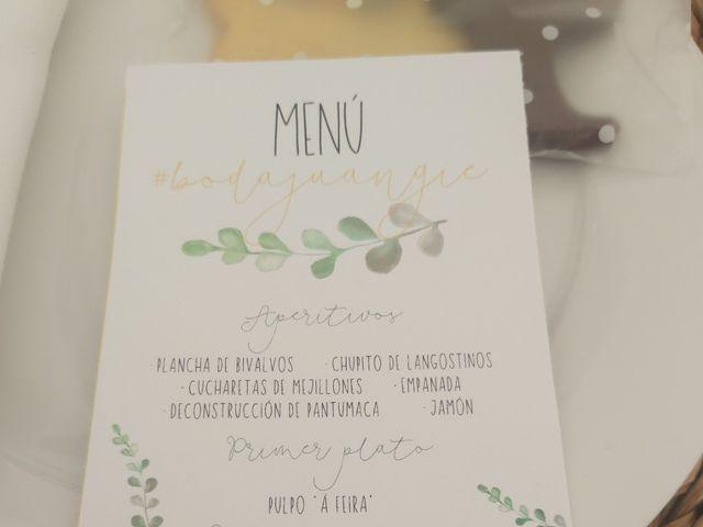 La boda de Juan y Angie en Lubre, A Coruña 18