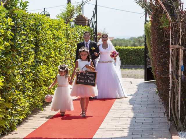 La boda de Ariadna y Jaume en Montbrio Del Camp, Tarragona 21