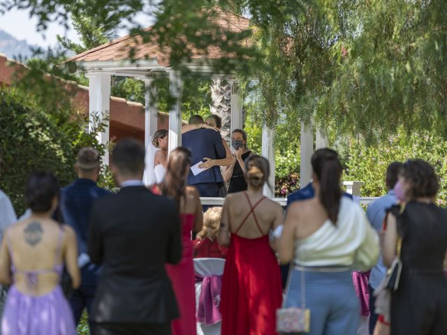 La boda de Ariadna y Jaume en Montbrio Del Camp, Tarragona 39