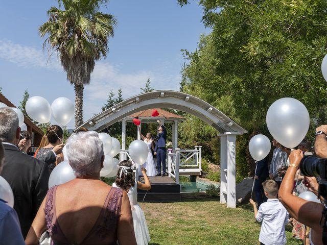 La boda de Ariadna y Jaume en Montbrio Del Camp, Tarragona 42