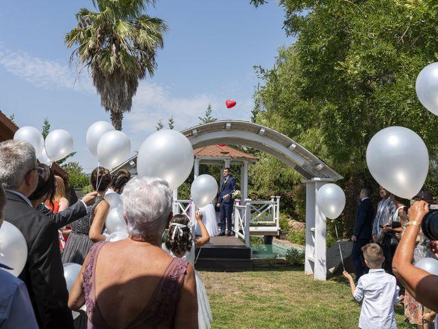 La boda de Ariadna y Jaume en Montbrio Del Camp, Tarragona 43