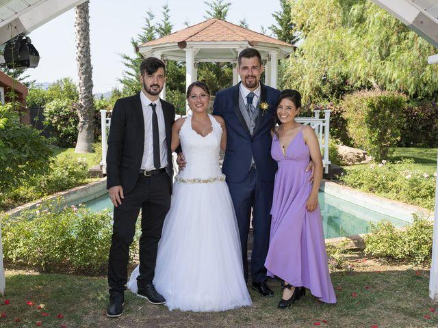 La boda de Ariadna y Jaume en Montbrio Del Camp, Tarragona 54