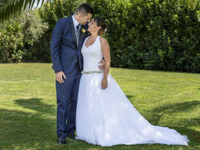 La boda de Ariadna y Jaume en Montbrio Del Camp, Tarragona 57